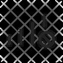 Error No Network No Signal Icon