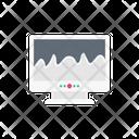 Graph Signal Screen Icon