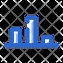 Signal Half Bar Signal Connection Icon
