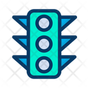 Signal Traffic Light Trffic Control Icon