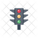 Signal Traffic Sign Icon