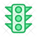 Signal Traffic Light Traffic Control Icon