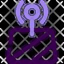 Signal Location Icon