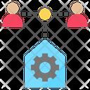 Signal management Icon