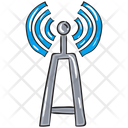 Communication Tower Signal Tower Wifi Antenna Icon