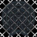 Wireless Antenna Connection Antenna Icon