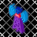 Air Navigation Signal Icon