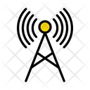 Tower Signal Broadcast Icon