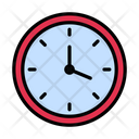 Time Schedule Timetable Icon