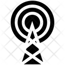 Satellite Antenna Army Icon