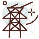 Signal Tower Wires Tower Icon