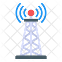Mobile Tower Wifi Tower Signal Tower Icon