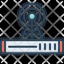 Signal Transmission Icon