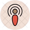 Signals Wifi Tower Icon