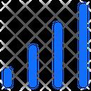 Signals Vertical Wifi Icon