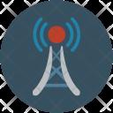 Signals Tower Internet Icon