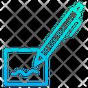 Signature Icon