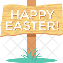Signboard Easter Egg Icon