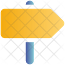 Sign Signboard Direction Icon