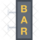 Signboard Board Hanging Icon