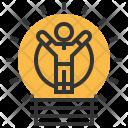 Significance Idea Lamp Icon