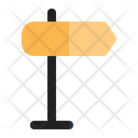 Sign Marker Location Icon