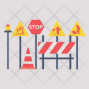 Signs Sign Barrier Icon