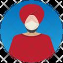 Sikh Punjabi Sikhism Icon