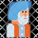 Sikh Man Sikh Male Icon