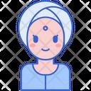 Sikh Woman India Sikh Icon