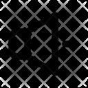 Silent Volumedown Mute Icon
