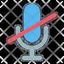 Audio Silent Mute Icon
