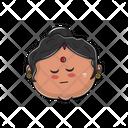Silent Aunt Icon