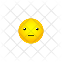 Silent Smiley Icon