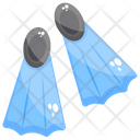 Silifins Swimming Accessory Footwear Icon