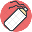 Silly String Party Icon