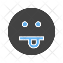 Silly Emoji Face Icon