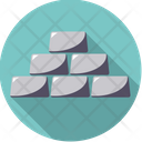 Silver Bullions Icon