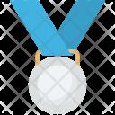 Silver Medal Winner Icon