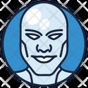 Silver Surfer Warrior Superhero Icon