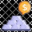 Silver Trading Icon