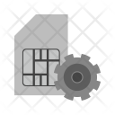 Sim Management Card Icon