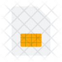 Sim Card Cards Icon