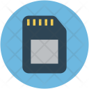 Sim Card Sd Icon
