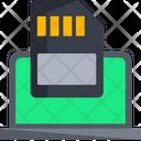 Sim Card Card Memorycard Icon