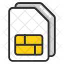 Sim Card Phone Icon