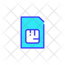 Sim Card Sim Card Icon