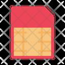 Sim Card Chip Icon