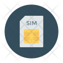 Sim Card Chips Icon