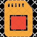 Mobile Phone Sim Icon